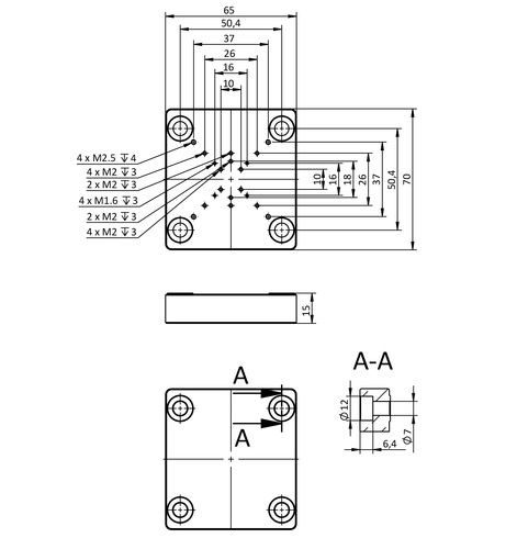 [Translate to Chinese:] PI Q-101.AP1 Drawing